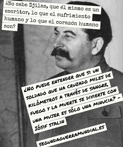 violaciones de Stalin