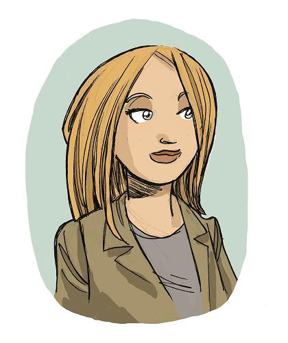 Elda Visco, personagem de Segunda Vez