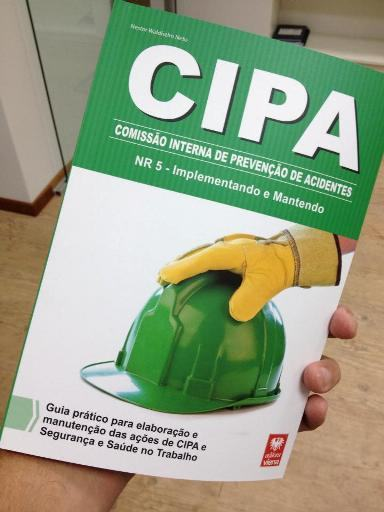 Livro CIPA - Implementando e Mantendo