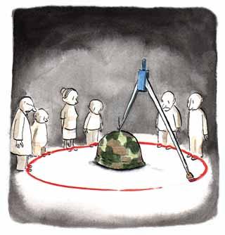 Acciones ciudadanas contra la militarización de la seguridad pública