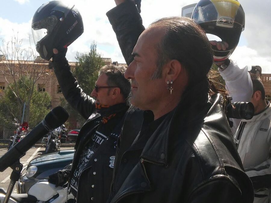 BARRERAS PARA MOTORISTAS EN LAS CARRETERAS DE TOLEDO.