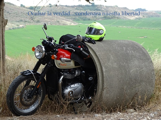 24 víctimas por accidentes de motos este fin de semana (al menos).