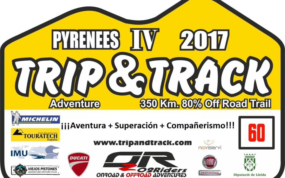 Trip & Track… aventura, superación y compañerismo. 6 y 7 de octubre.