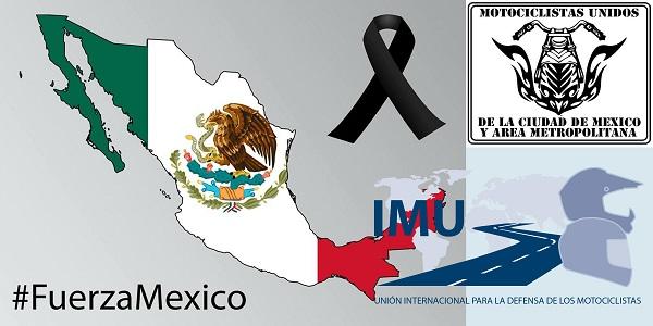México nos necesita… apoyo a México y a MUCMAN