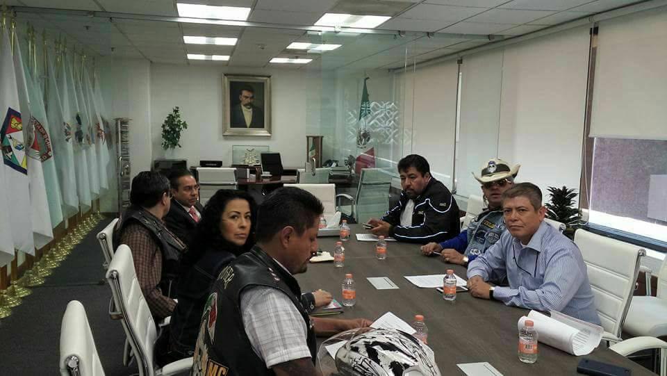 Desde el diálogo… en México hemos dado pasos importantes por los motociclistas