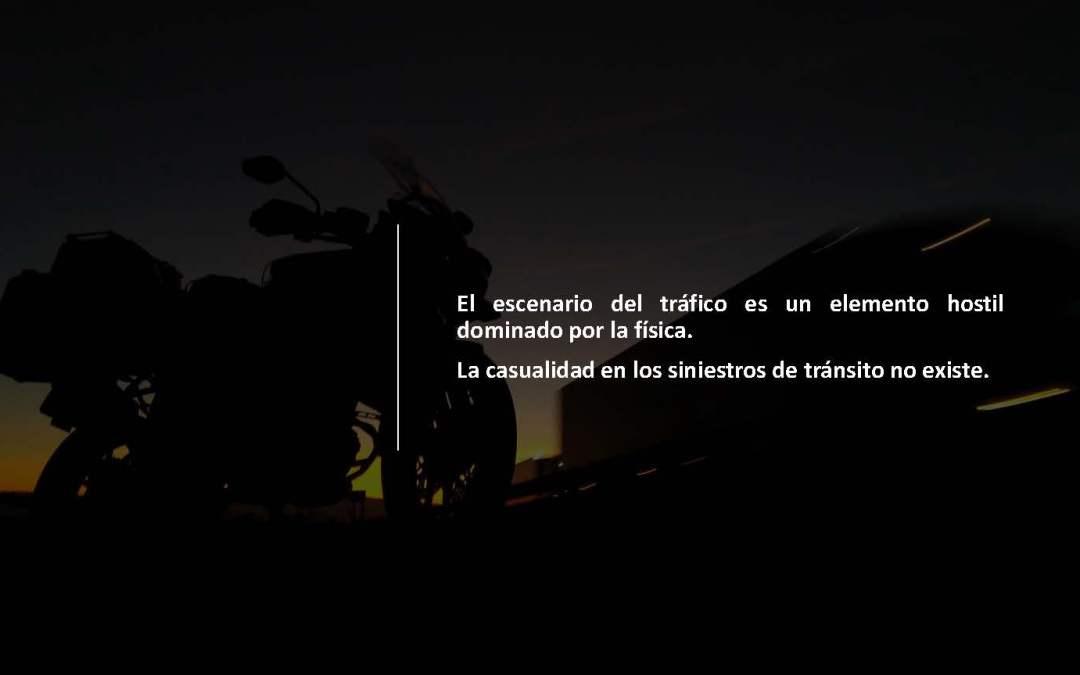 Charla… Como usar la moto y seguir vivo… Universidad Zaragoza