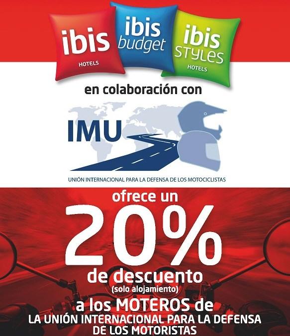 Nos ayuda… IBIS LLEIDA ayuda a IMU
