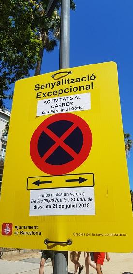 Denuncias, sanciones e idioma de las señales