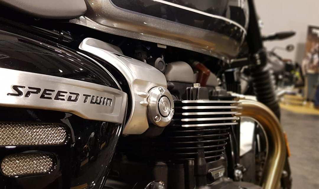 Presentamos la nueva Speed Twin de Triumph