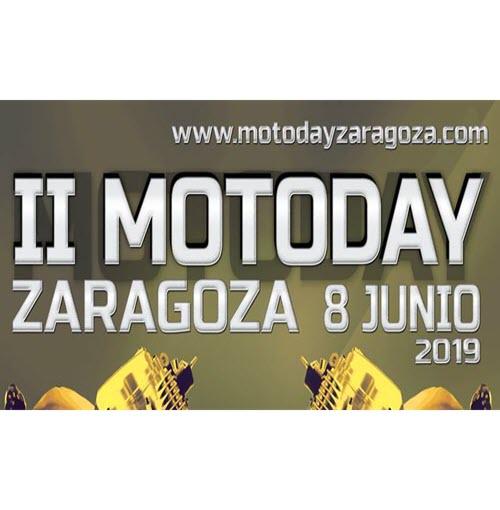 II Motoday Zaragoza, la fiesta de la moto con entrada gratuita
