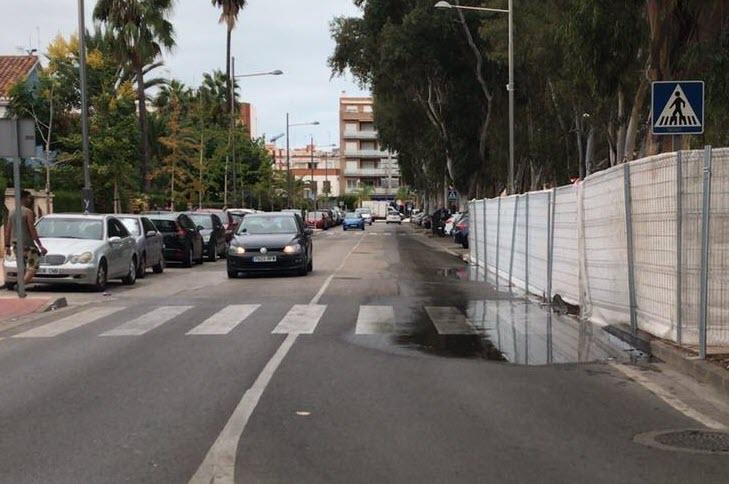 Puerto de Sagunto, en Valencia… ¿Nos quieren matar?
