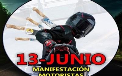 MANIFESTACION 13 DE JUNIO