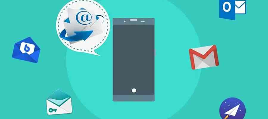 mejores app correo android