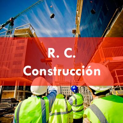 Seguro responsabilidad civil de construcción