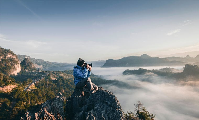 fotografo seguro viagem latam