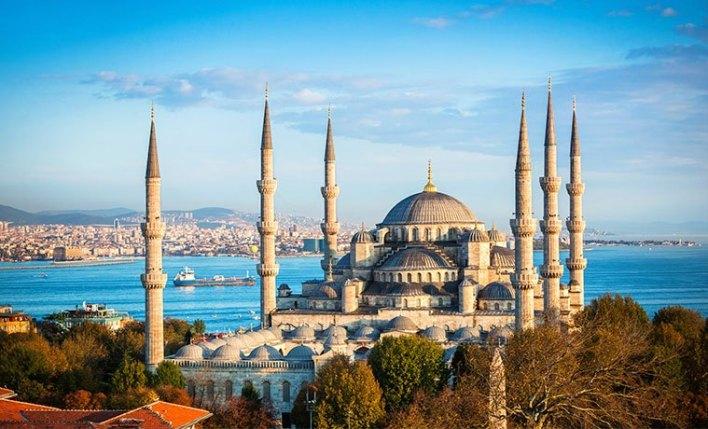 turquia mesquita azul