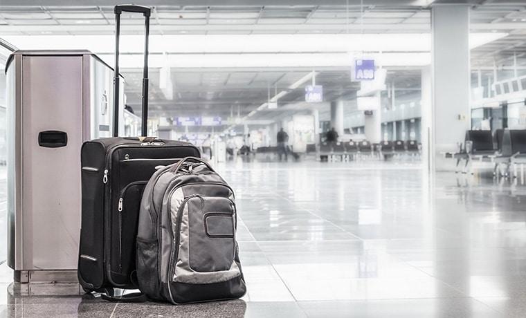 viagem segura malas