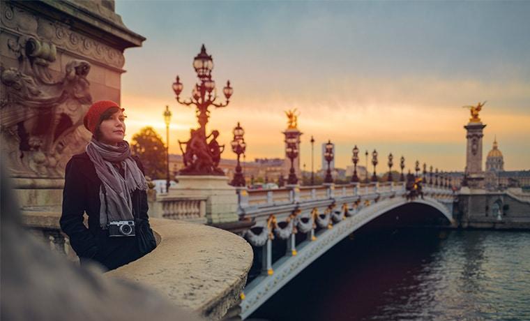 viajar pela europa