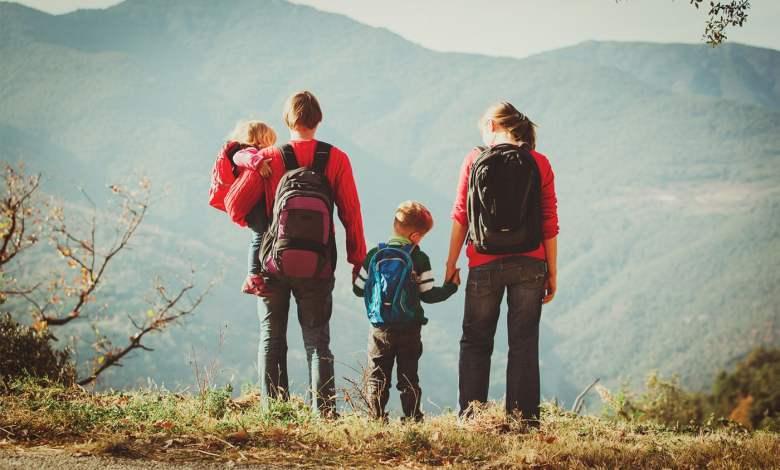 seguro viagem familiar