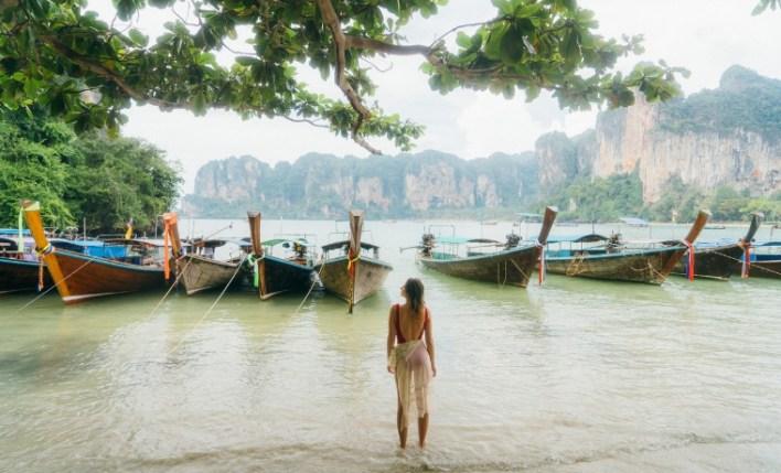 seguro viagem tailandia praia