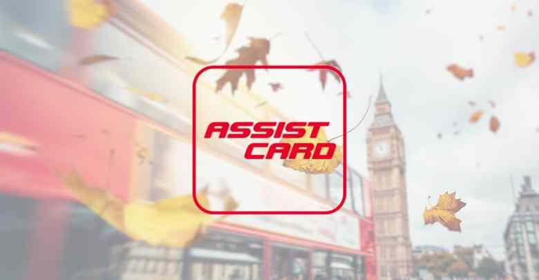 Assist Card AC 60