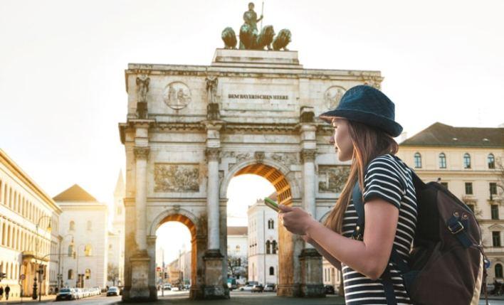 assistência de viagem turista