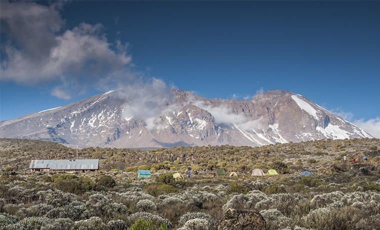 monte Kilimanjaro Tanzânia