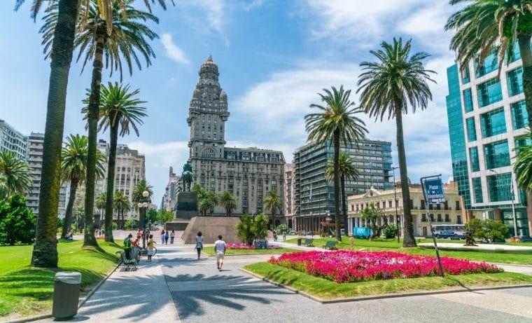 seguro viagem barato América do Sul Montevideo