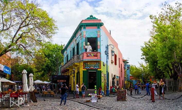 seguro viagem Buenos Aires Caminito