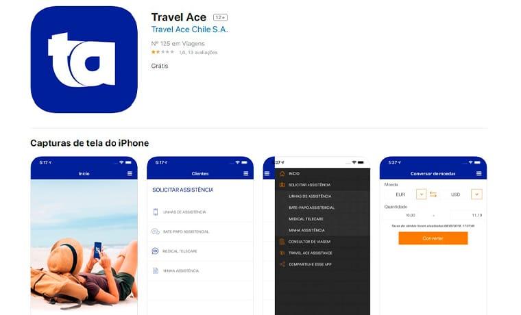 app Travel Ace