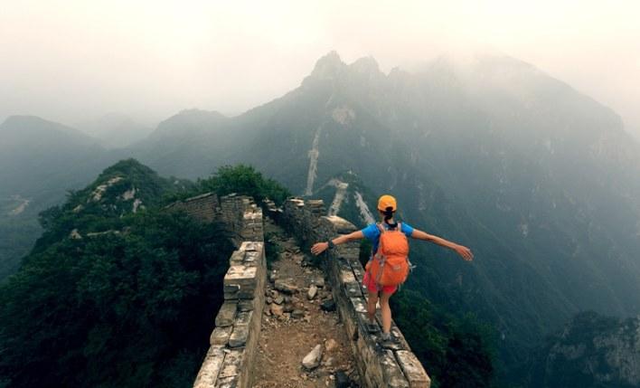 seguro viagem aventura China