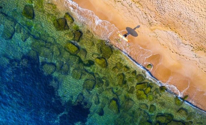 seguro viagem internacional Austrália mar