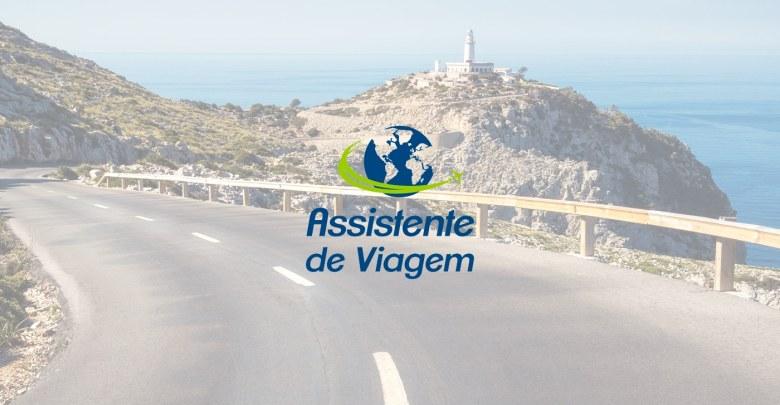 site Assistente de Viagem