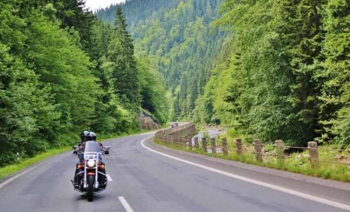 Seguro para viagem de moto