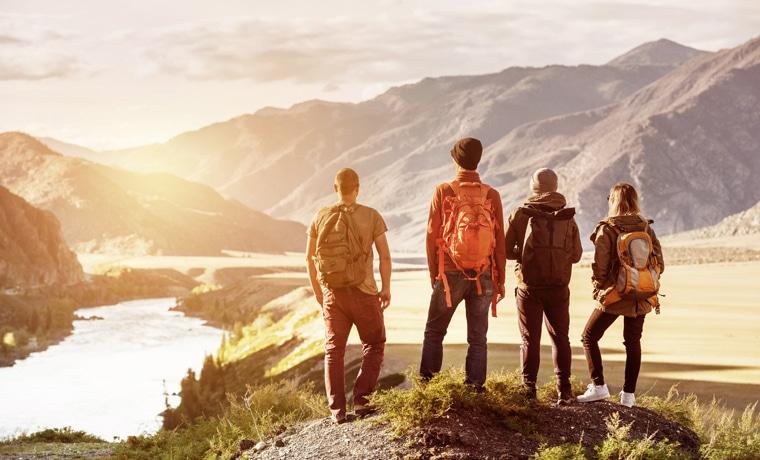 seguro viagem é opcional montanhas