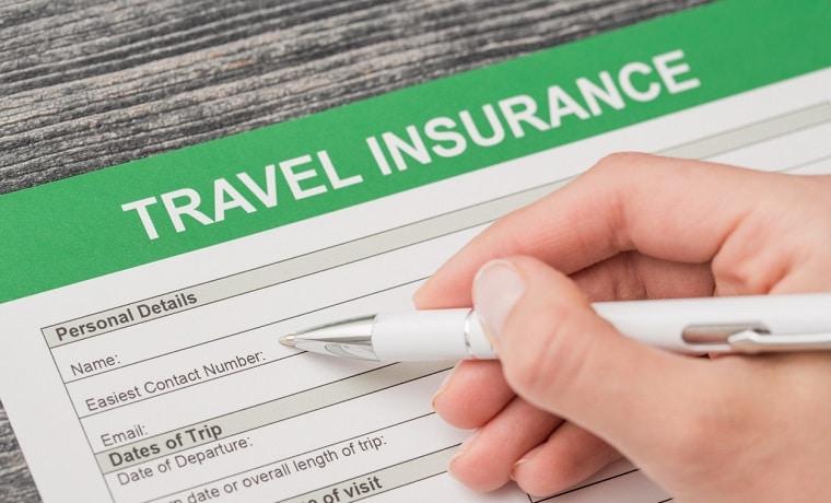 Comprovar apólice seguro viagem