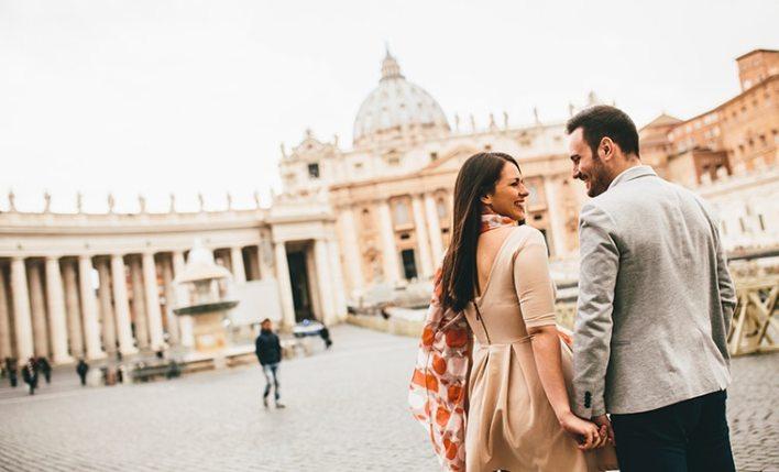 Seguro Viagem Europa Roma
