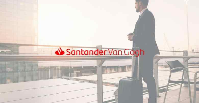 seguro viagem Santander Van Gogh