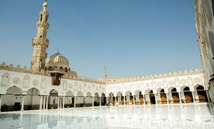 Centro histórico seguro viagem Egito