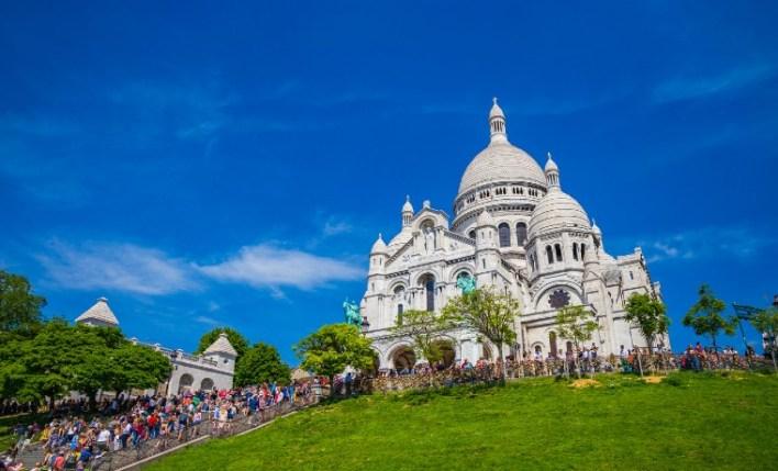 Igreja seguro viagem França