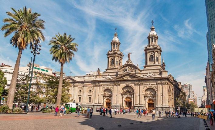 seguro viagem para Santiago