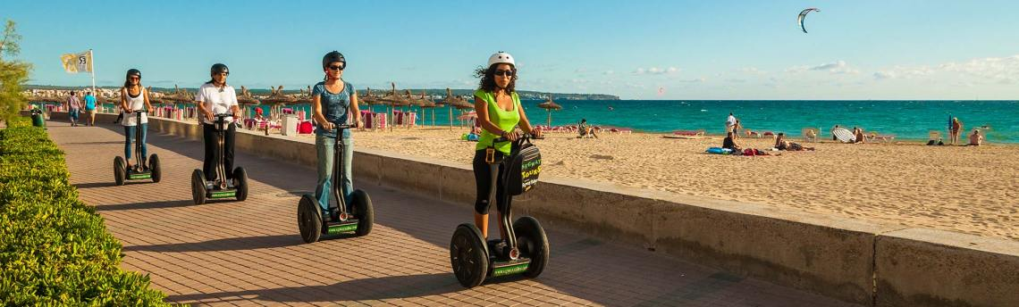 segway tour arenal beach
