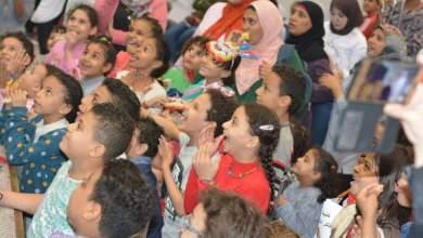 Photo of بالصور..معهد ناصر ينظم احتفالية للمرضي بمناسبه المولد النبوي الشريف