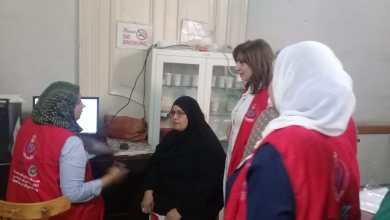 Photo of صحة الوايلى تبدأ تنفيذ مبادرة الرئيس  لدعم صحة المرأة