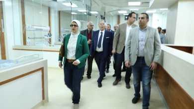 Photo of وزيرة الصحة: تشغيل العيادات الخارجية وقسم الطوارئ بمستشفى إسنا السبت القادم