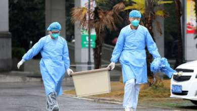 Photo of فيروس كورونا يتمدد فى الصين..ارتفاع الوفيات الى 25 والإصابات لـ830 شخصاً