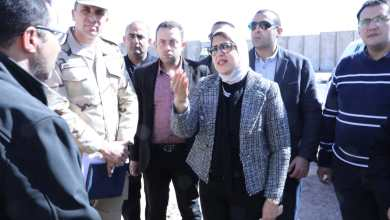 "Photo of وزيرة الصحة تتفقد أعمال التطوير بوحدة صحة أسرة ""الرويسات"" بجنوب سيناء"