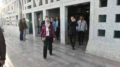 Photo of وزيرة الصحة تصل الاقصر لمتابعة تجهيزات التأمين الصحى الجديد