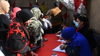 "Photo of وزيرة الصحة:  تقديم الخدمة الطبية بالمجان لـ 12 ألف مواطن في القافلة الطبية بـ""عزبة الهجانة"""