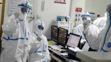 "Photo of انخفاض أعداد المصابين بـ""كورونا"" وتعافى 2393 حالة فى الصين"